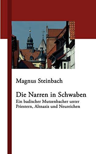 9783833401787: Die Narren in Schwaben