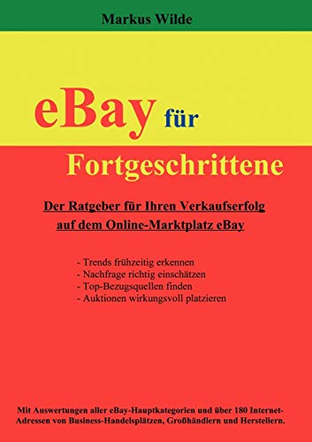 9783833401824: Ebay Fur Fortgeschrittene (German Edition)
