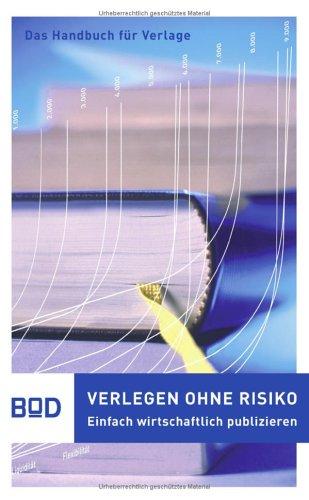 Verlegen ohne Risiko. (9783833402067) by Theodor Herzl