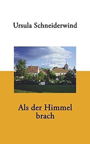 9783833402869: ALS Der Himmel Brach