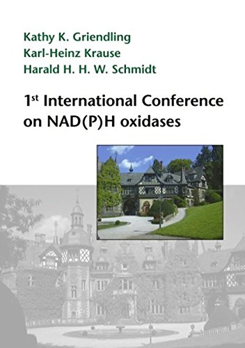 1st International Conference on NAD (P)H oxidases: Kathy K. Griending;