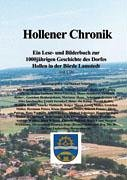 9783833410222: Hollener Chronik.