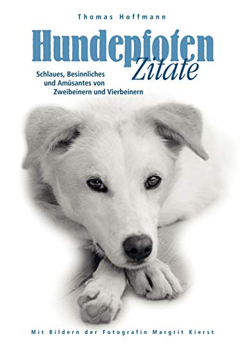 9783833410765: Hundepfoten Zitate Band 1 (German Edition)