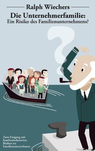 9783833419195: Die Unternehmerfamilie: Ein Risiko des Familienunternehmens?