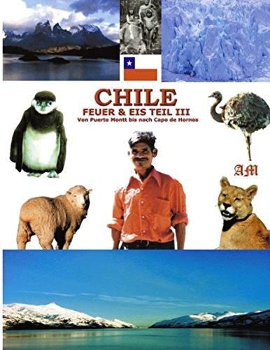 9783833421990: Chile, Feuer und Eis Teil 3: Von Puerto Montt bis nach Capo de Hornos