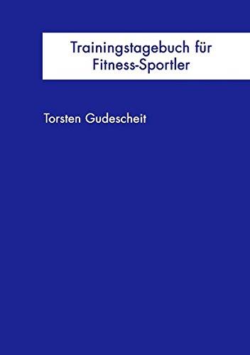 9783833422744: Trainingstagebuch für Fitness-Sportler