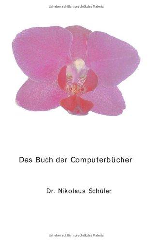 9783833425233: Das Buch der Computerbücher