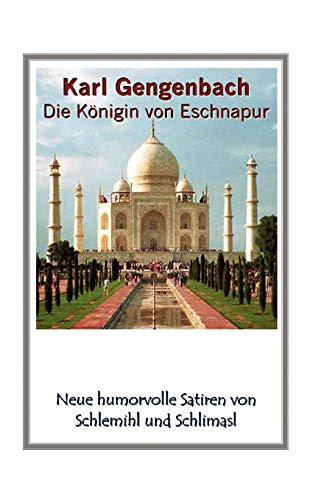 9783833425264: Die Königin von Eschnapur (German Edition)