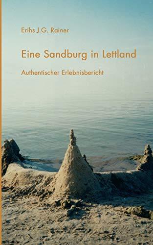 9783833425370: Eine Sandburg in Lettland
