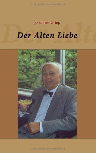 9783833426155: Der Alten Liebe
