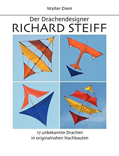 9783833440304: Der Drachendesigner Richard Steiff