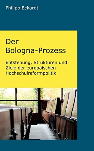 9783833440311: Der Bologna-Prozess (German Edition)