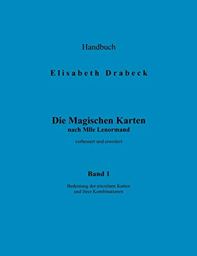 9783833442667: Die magischen Karten Bd 1.