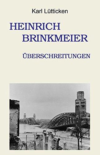 9783833443015: Heinrich Brinkmeier, Band III: Überschreitungen
