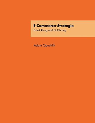9783833443527: E-Commerce-Strategie (German Edition)