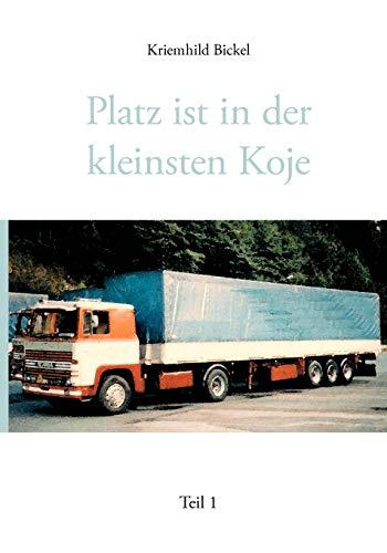 9783833446672: Platz Ist in Der Kleinsten Koje, Teil 1 (German Edition)