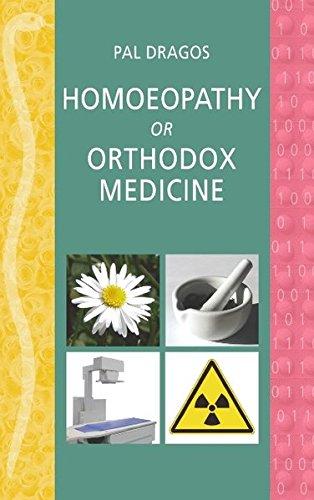 9783833447464: Homoeopathy or orthodox medicine