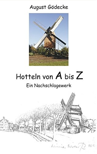 9783833448157: Hotteln von A-Z