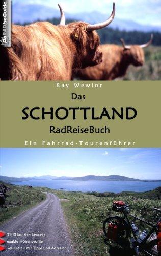 9783833448539: Das Schottland RadReiseBuch