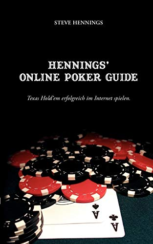 9783833449635: Hennings' Online Poker Guide (German Edition)