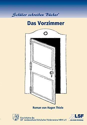 9783833449734: Das Vorzimmer