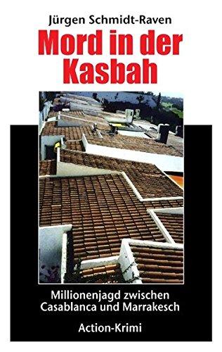 9783833449833: Mord in Der Kasbah (German Edition)