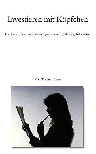 9783833450082: Investieren mit Köpfchen (German Edition)