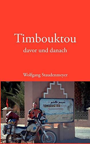 9783833453472: Timbouktou davor und danach (German Edition)