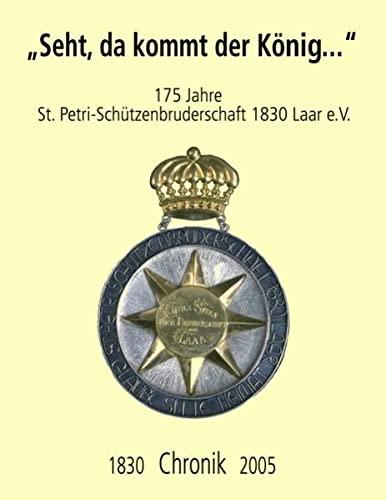 9783833453908: Seht, da kommt der König ... (German Edition)