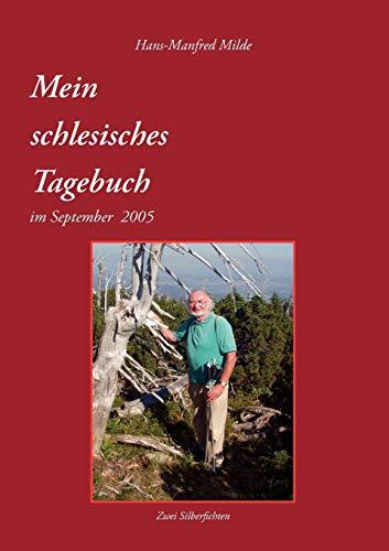 9783833462306: Mein Schlesisches Tagebuch (German Edition)