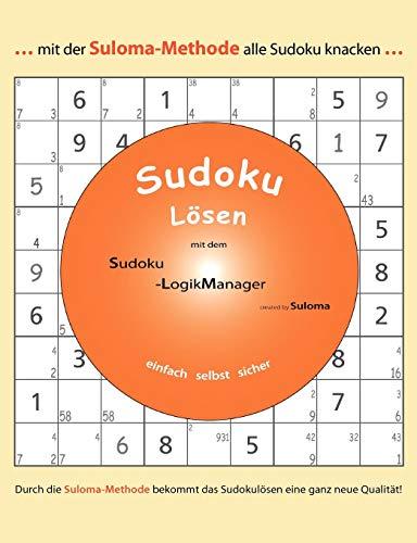 9783833463402: Sudoku lösen mit dem Sudoku-LogikManager (German Edition)