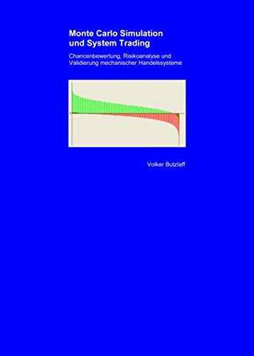 9783833464195: Monte Carlo Simulation and System Trading. Chance Evaluation, Risk Analysis and Validation of Mechanical Trading Systems