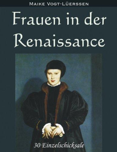 9783833465673: Frauen in der Renaissance (German Edition)