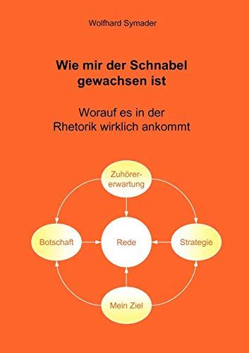 9783833465970: Wie mir der Schnabel gewachsen ist (German Edition)