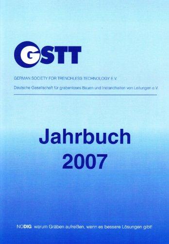 9783833469015: GSTT Jahrbuch 2007