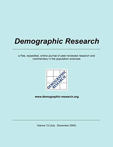 Demographic Research, Volume 13