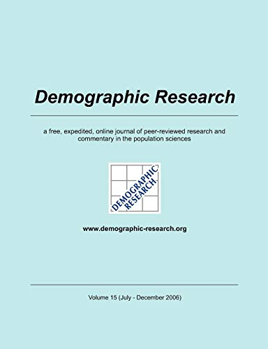 Demographic Research, Volume 15 (German Edition)