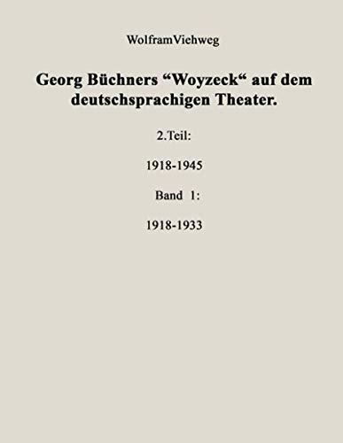 9783833475467: Georg B�chners