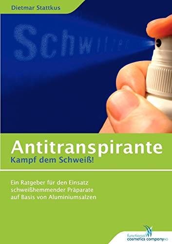 9783833477164: Antitranspirante (German Edition)