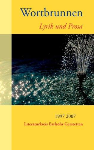 9783833482489: Wortbrunnen (German Edition)