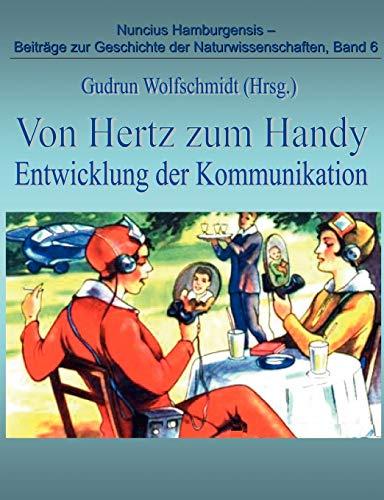 9783833487446: Von Hertz zum Handy - Entwicklung der Kommunikation