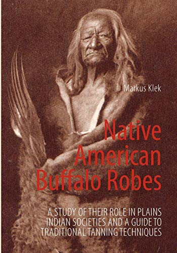 9783833489266: Native American Buffalo Robes