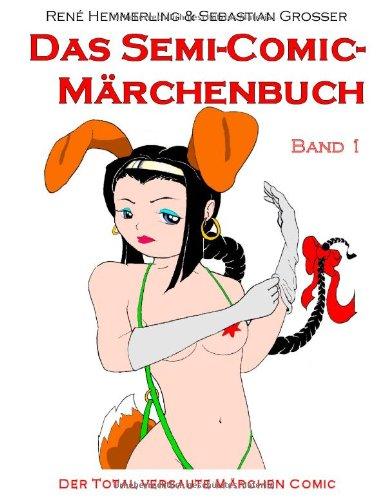 9783833492693: Das Semi-Comic-Märchenbuch. Band 1 (German Edition)
