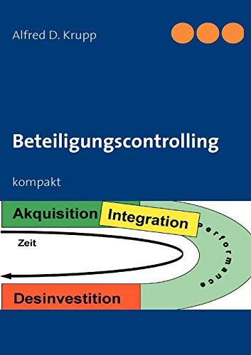 9783833495410: Beteiligungscontrolling (German Edition)
