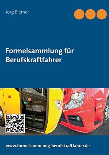 9783833496257: Formelsammlung für Berufskraftfahrer: 2. Auflage