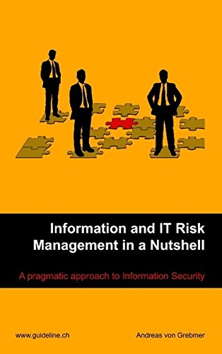 9783833496585: Information and IT Risk Management in a Nutshell