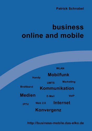 9783833497469: business online and mobile