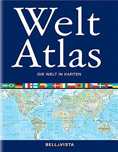 9783833602016: Weltatlas.