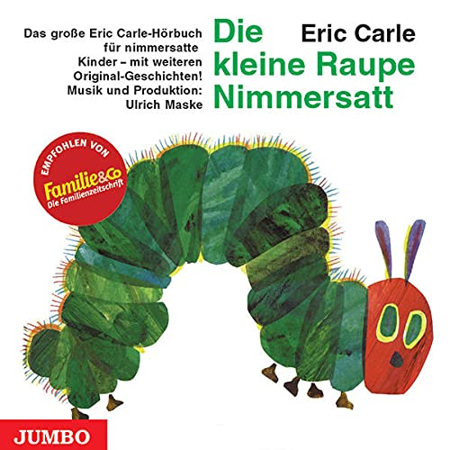 9783833710803: Die kleine Raupe Nimmersatt
