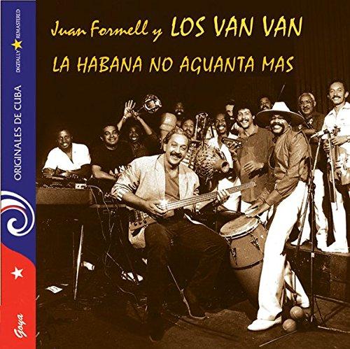 La Habana no aguanta mas, 1 Audio-CD - Juan Formell